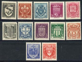 Frankrijk, michel 538/49, x