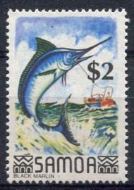 Samoa, michel 468, xx