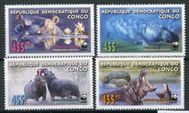 Congo Democrat., michel 1901/04, xx