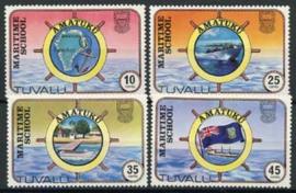 Tuvalu, michel 154/57, xx