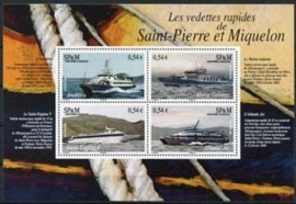 St.Pierre, michel blok 8, xx