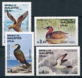 Maldives, michel 1092/95, xx