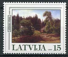 Letland, michel 511 , xx