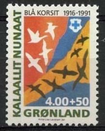 Groenland , michel 220 , xx