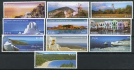 Griekenland, michel 2263/72 A, xx