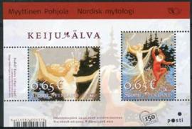 Finland, michel bl. 40, xx