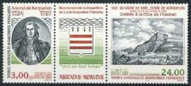 Antarctica Fr., michel 371/72, xx