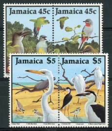 Jamaica, michel 687/90, xx