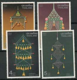 Thailand, michel 1406/09, xx
