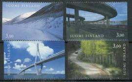 Finland, michel 1466/69, xx