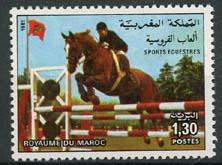 Marokko, michel 992, xx