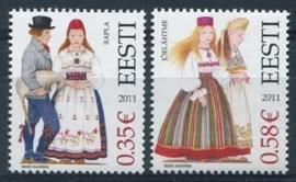 Estland , michel 691/92, xx