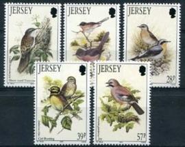 Jersey, michel 630/34, xx