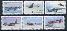 Antarctica Fr., michel 772/77, xx