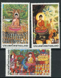 Thailand, michel 1676/78, xx