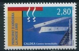 Andorra Fr., michel 480, xx