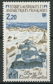 Antarctica Fr., michel 203, xx