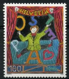 Zwitserland, michel 1985,xx