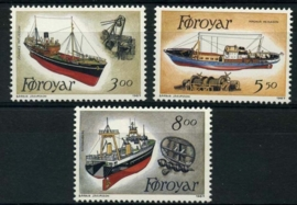 Faroer, michel 151/53, xx