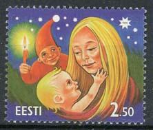 Estland, michel 288, xx