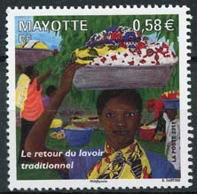 Mayotte, michel 249, xx