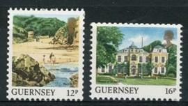 Guernsey, michel 415/16, xx