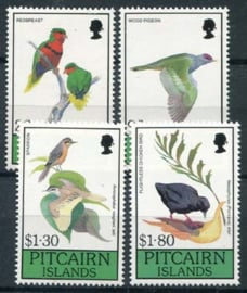 Pitcairn, michel 367/70, xx