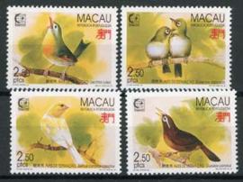 Macao, michel 814/17, xx