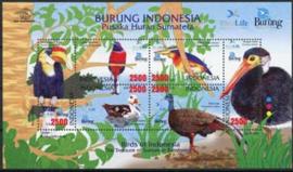 Indonesie, zbl. blok 276, xx