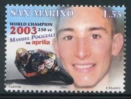 San Marino , michel 2136 , xx