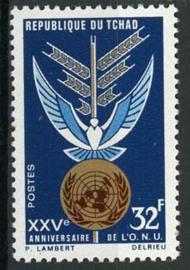 Tchad, michel 337, xx
