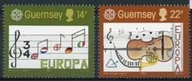 Guernsey, michel 322/23, xx