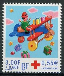 Frankrijk, michel 3502, xx