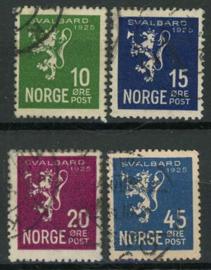 Noorwegen, michel 116/19, o