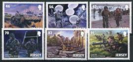 Jersey, michel 1810/16, xx