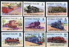Togo, michel 1807/15, xx