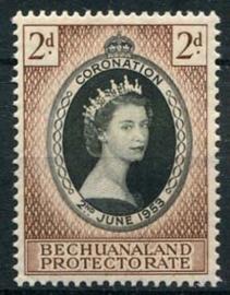 Bechuanaland, michel 128, xx