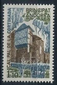 Andorra Fr., michel 303, xx