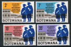Botswana, michel 33/36, xx