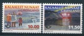 Groenland, michel 667/68, xx