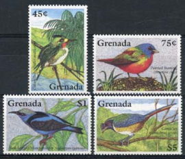 Grenada , michel 2862/65, xx
