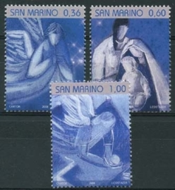 San Marino , michel 2355/57 , xx