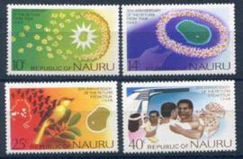 Nauru, michel 131/34, xx