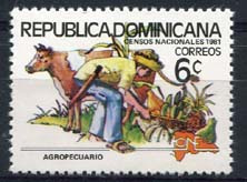 Dominica Rep., michel 1314, xx