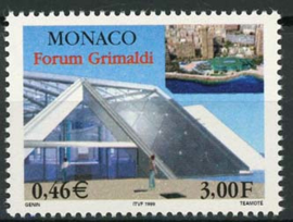 Monaco, michel 2453, xx