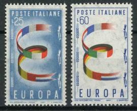Italie, michel 992/93, xx