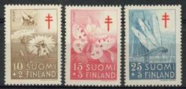 Finland, michel 434/36, xx