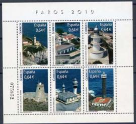 Spanje, michel blok 198, xx