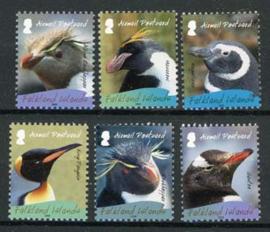 Falkland, michel 1055/60, xx