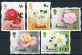 Bermuda, michel 550/54, xx